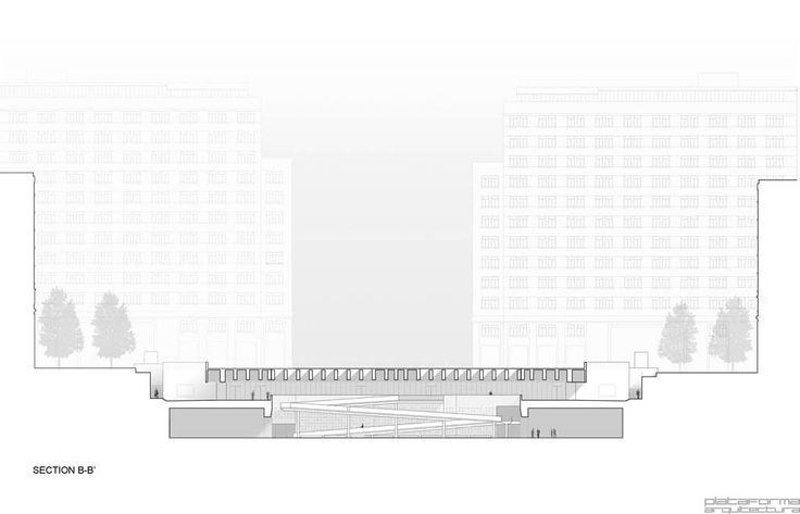 Galería - Centro Cultural Palacio La Moneda – Plaza de la Ciudadanía / Undurraga Devés Arquitectos / Undurraga Devés Arquitectos - 27