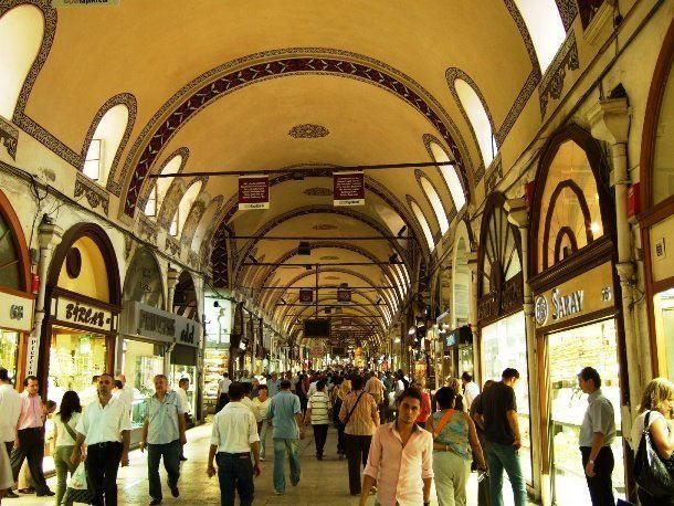 Grand Bazaar, Istanbul, Turkey - We are topping the list with a tourist attraction that might not be as famous as some other sites on the list, but in terms of number of visitors, it is head and shoulders above the rest. Covering 61 streets and featuring over 4,000 shops, the Grand Bazaar in Istanbul attracts a staggering 91,250,000 annual visitors. With its origin dating back to the 15th century, the Grand Bazaar is often regarded as one of the first shopping malls of the world.