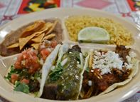Taqueria Los Anaya - Authentic Mexican Food Menu