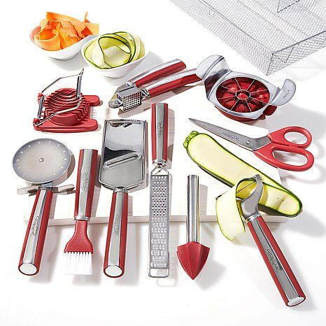 Wolfgang Puck 11-Piece Complete Kitchen Tool Kit