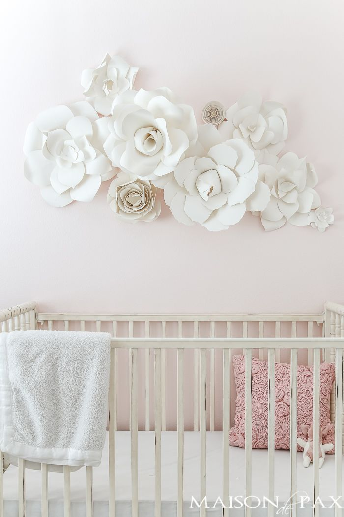 Best 25+ Flower wall decor ideas on Pinterest