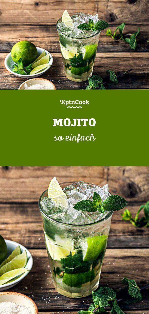 Mojito Rezept Rezeptideen Rezepte Mojito