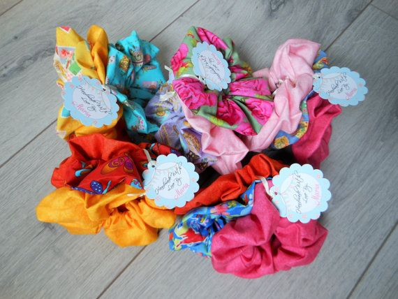 Hey, I found this really awesome Etsy listing at https://www.etsy.com/uk/listing/279839500/scrunchies-floral-hair-bobble-ponytail