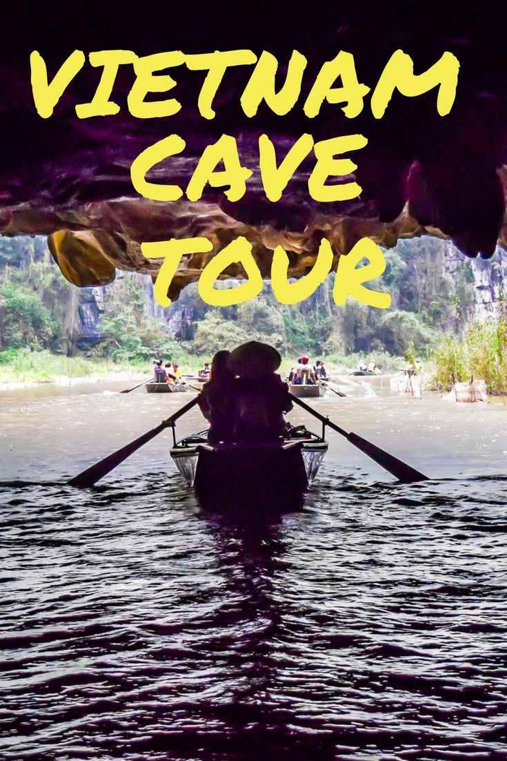 Vietnam has some of the most amazing caves in the world. Join us as we head to Ninh Binh caves near Hanoi.
