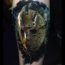 Tattoos by Paul Acker   Inked Magazine