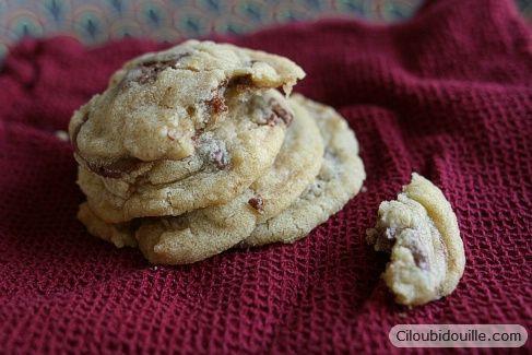 Ciloubidouille » Recette des Cookies de Laura Todd