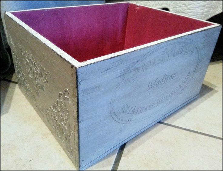 246 best Patine beton ciré images on Pinterest Chalk paint