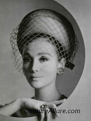 Love this vintage hat from 1962