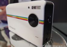 Polaroid Z2300 - Digital camera with built-in printer - Polaroid re-invented, nice...