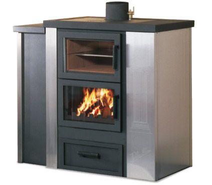 Estufa caldera de pellets moderna caldea base area - Stufe a pellet jolly mec ...
