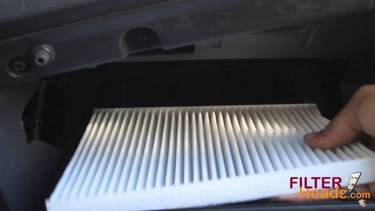 2007 hyundai accent cabin air filter replacement