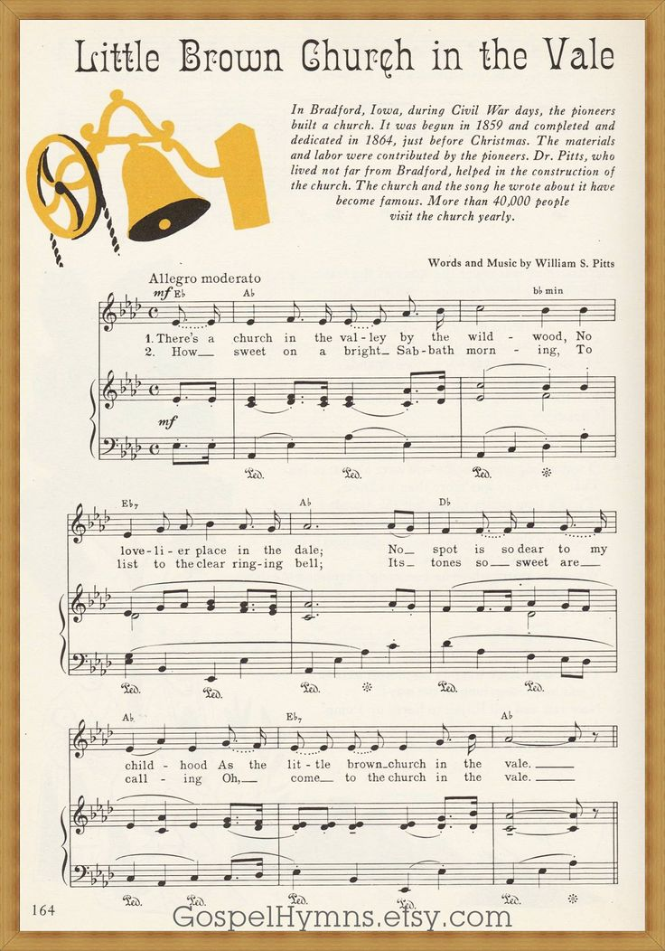 50 Most Loved Hymns - songandpraise.org