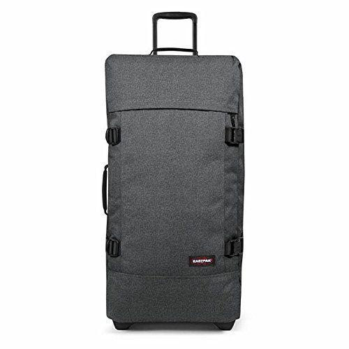 From 124.99 Eastpak Tranverz L Wheeled Luggage - 121 L Black Denim