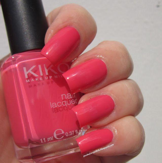 Kiko #360 Rosa Fragola