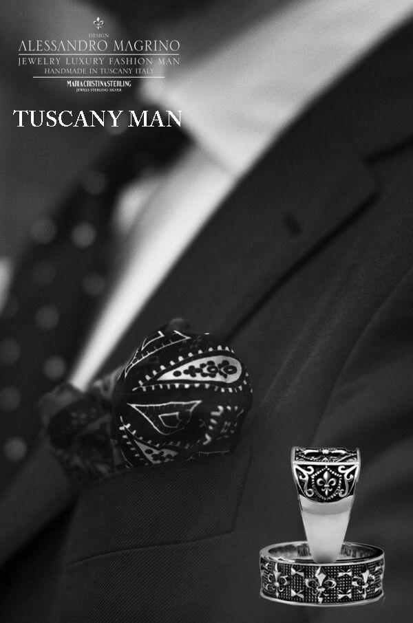 #TUSCANYMAN Scopri la nuova collezione http://shop.mariacristinasterling.it/categoria-prodotto/gioielli_uomo/collezione_tuscany_man/