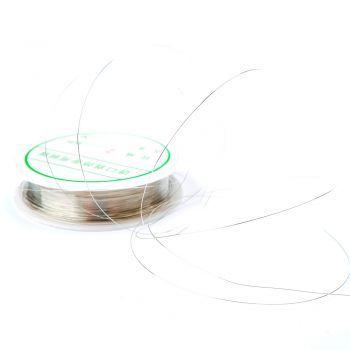 Создать совершенно новый дизайн маникюра и удивить им, можно с помощью проволоки для ногтей. Проволока для ногтей - это специальная тончайшая проволока, которая используется для декорирования ногтей. Create a completely new design of manicure and surprise them, you can with the help of a wire for nails. Wire for nails is a special thinnest wire that is used for decorating nails.