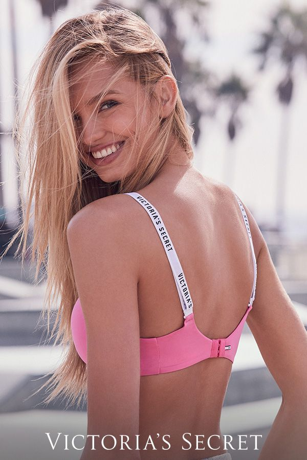 7f3e08b0769 No wires. All smiles. Best bra ever. | Victoria's Secret | Sexy ...