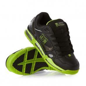Tênis DC Shoes Versaflex Ken Block - Mxparts loja motocross, trilha: Dc Shore, Dc Shoes, Black Soft Limes, Ken Block, Men Sneakers, Limes Men, Teni Shoes, Shoes Versaflex, Dc Versaflex