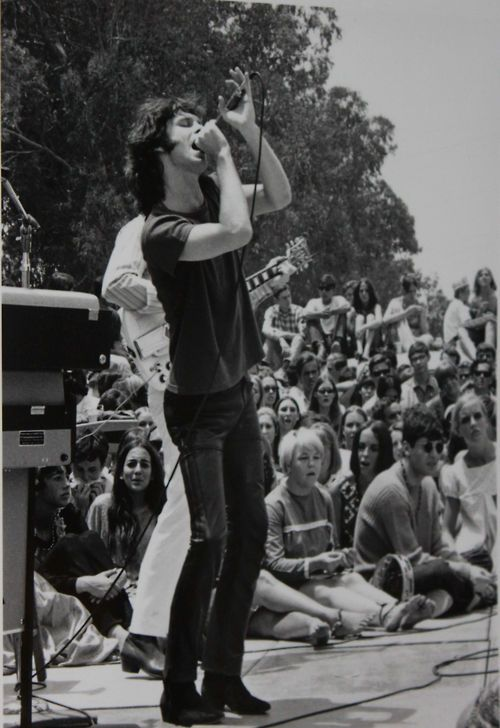 If I had one band that I could see, dead or alive, it would be The Doors. #takemethere