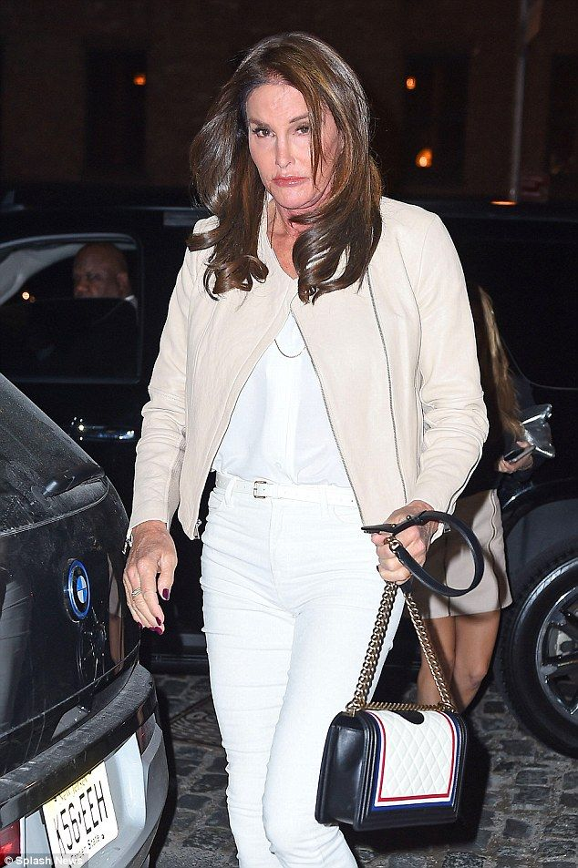 Busy day: The E! star arrived at the restaurant after earlier attending Keira Knightley's show on Broadway