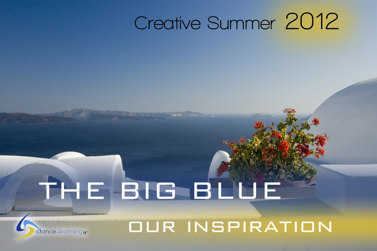 Santorini - The Big Blue