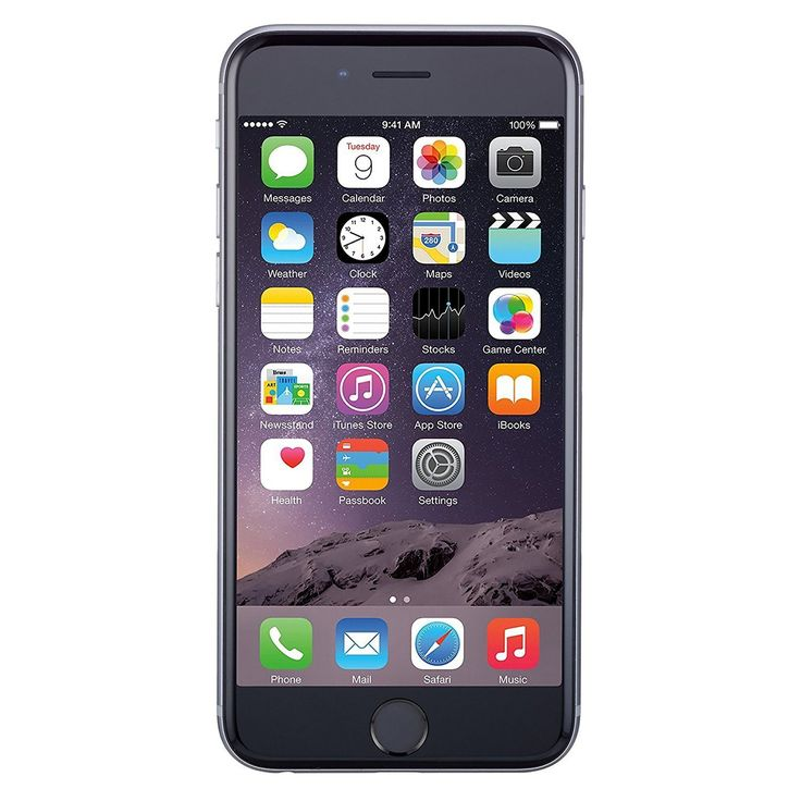 Amazon.com: Apple iPhone 6 64GB Unlocked GSM Smartphone - Space Gray (Certified Refurbished): Cell Phones & Accessories