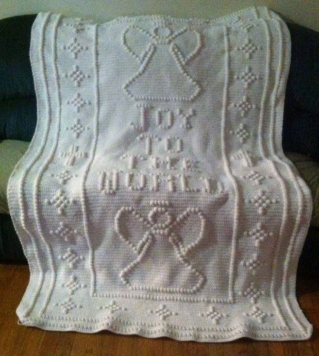 120 Best Images About Crochet Bobble Full Size Afghans And