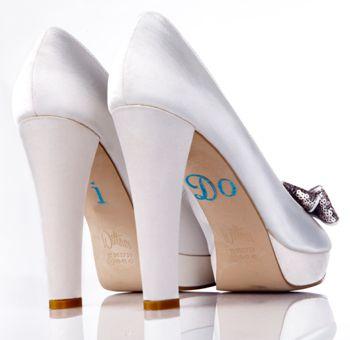 Shoe Stickers Light Blue Romantic http://www.stylishweddings.com.au/shoe-stickers-light-blue-romantic