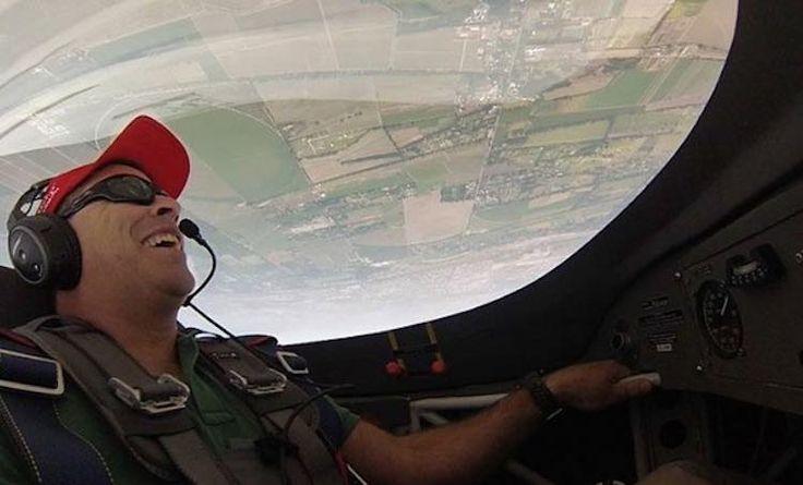 piloto-dia-papa Día del Papá: Groupon invita a los padres a volar y disfrutar