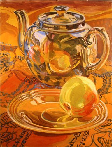 Janet Fish: Teapot