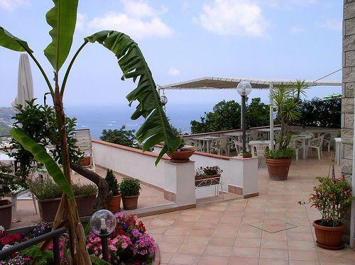 La Terrazza Panoramica by Hotel Ape Regina Ischia, via Flickr
