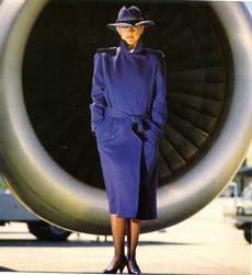 Trans Australia Airlines (TAA)  Air Hostess
