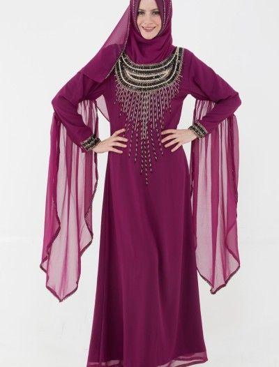 Nigah Abiye Elbise 3086-43