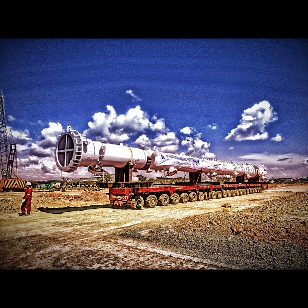 Cooler for Gas Turbine #rig #petroleum #gas #heavy #industry #migas #oil #petroleum #instaquay #hdr_indonesia #b_ig #hdr #gang_kaskus #gang_family #hdrmania #hdrstyles #hdroftheday #iphonesia #bestoftheday #picoftheday #photography #webstagram #statigram #instabatam #followme @rulyabdillah please - thank you - @rulyabdillah- #webstagram