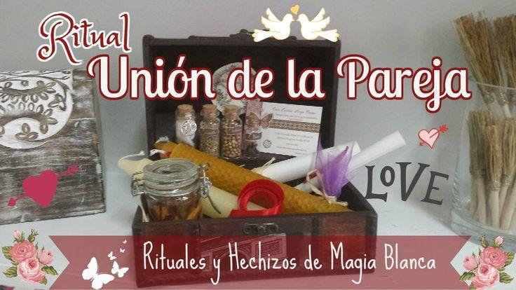 Ritual de Amor para la Unión de Pareja ♥♥♥ Magia Blanca