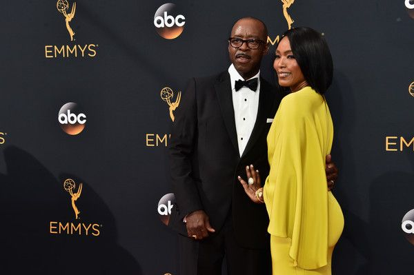 Courtney B. Vance and Angela Bassett - The Hottest Couples at the 2016 Emmy Awards - Photos