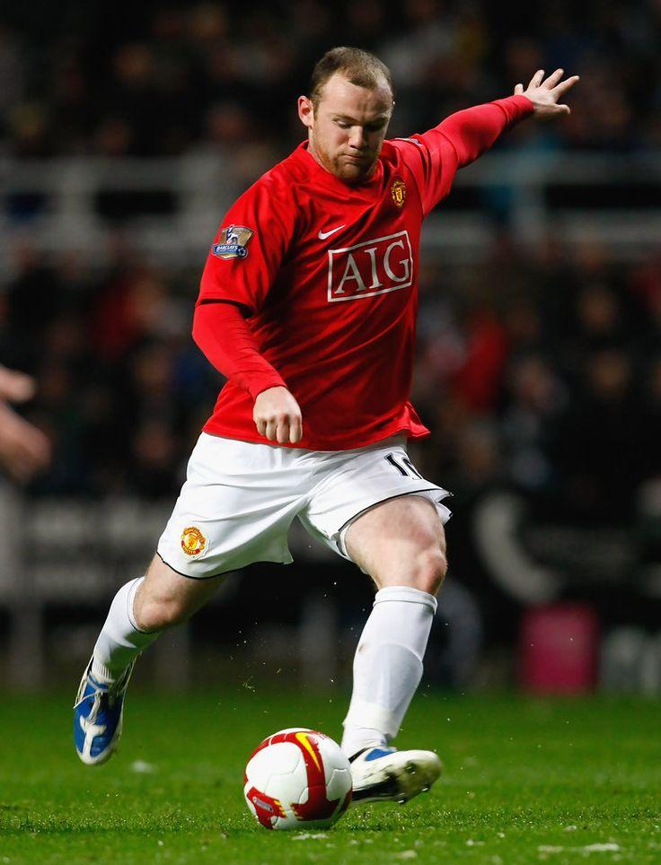 ~ Wayne Rooney on Manchester United ~