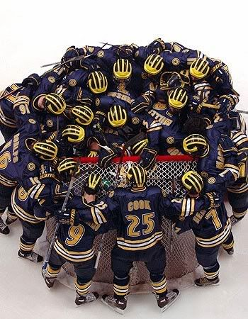 I played at yost last season. It was only a few days after my injury and inwas so nervous. Michigan Hockey Helmets Photo:  This Photo was uploaded by cdnuniguy.
