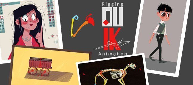 VIDEO TUTORIAL The Official Character Rigging course with