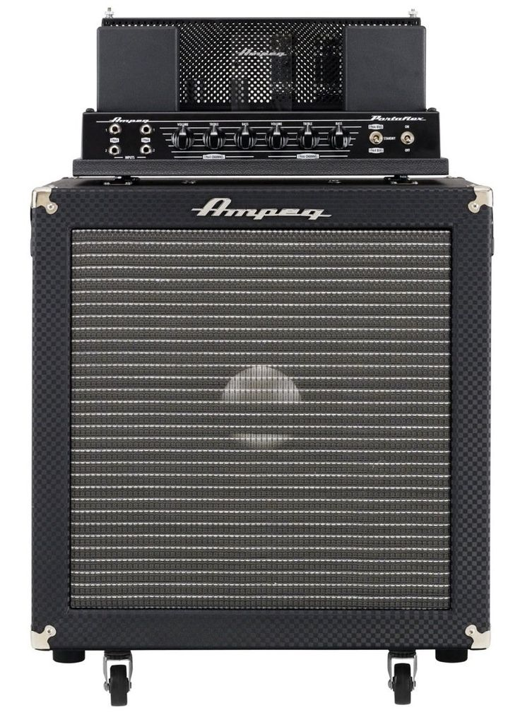 Ampeg Heritage B15N.  An all tube bass amp which was selected as one of the best bass amps for 2016 with a street price of about $3k.