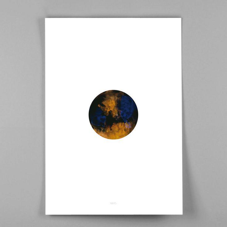 Image of Plakat I Mars Small