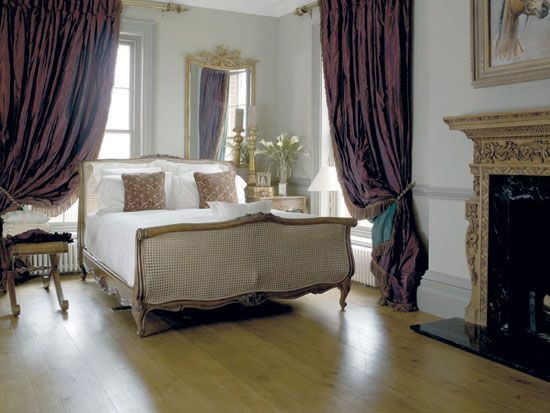 LILAC OR LT GOLD BEDROOM. French Style BedroomsFrench CurtainsFrench DecorBeautiful  ...