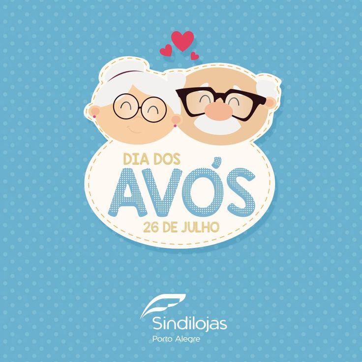 Adonline | Rapidinhas - Campanha de Dia do Avós do Sindilojas Porto Alegre