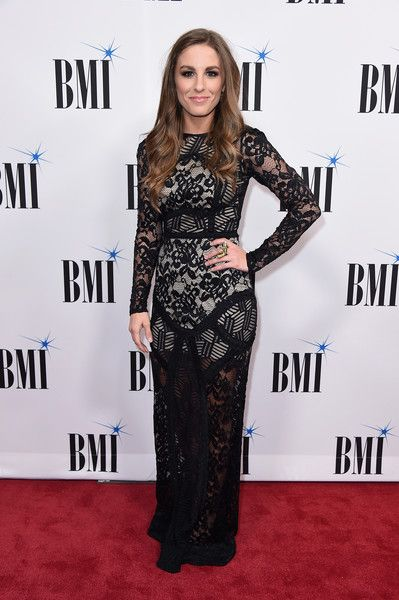 Singer Tara Thompson attends the 65th Annual BMI Country awards on November 7, 2017 in Nashville, Tennessee.