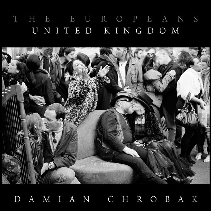 doc! photo magazine presents: The Europeans - United Kingdom - Damian Chrobak; doc! #19, pp. 234-253 (242-244)