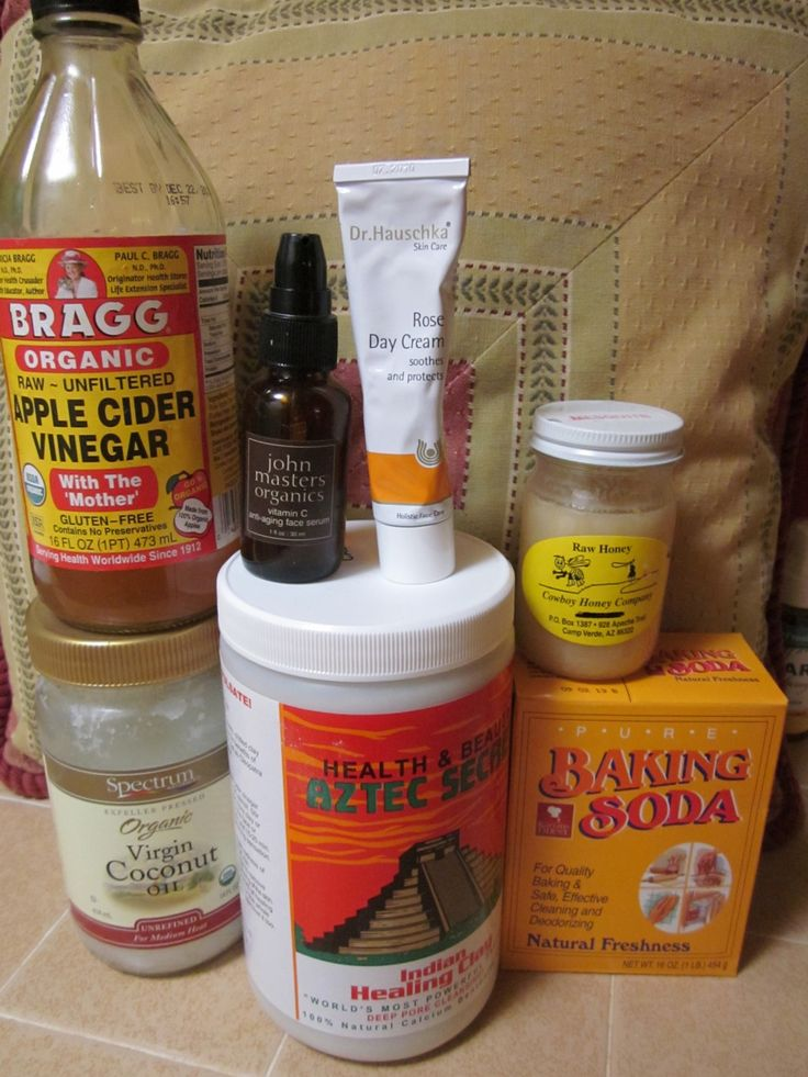 Face care with simple ingredients by Summer Sanders