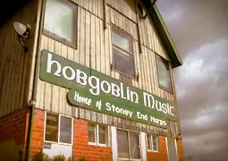 Hobgoblin Music Shop - Antique Instrument Museum & Stoney End Harps - RED WING, MN