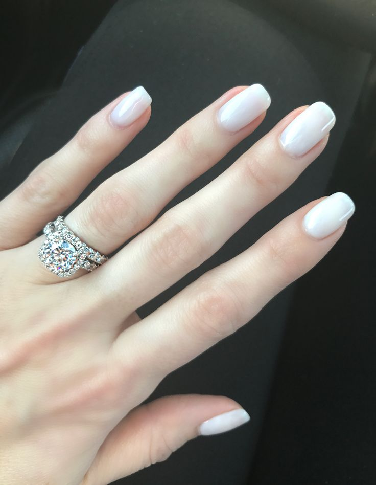 OPI Funny Bunny gel French Manicure - Yelp |Funny Bunny Nails