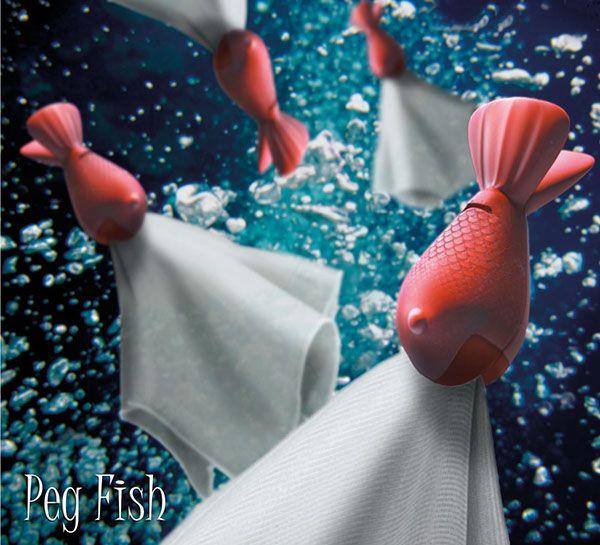 Peg fish project