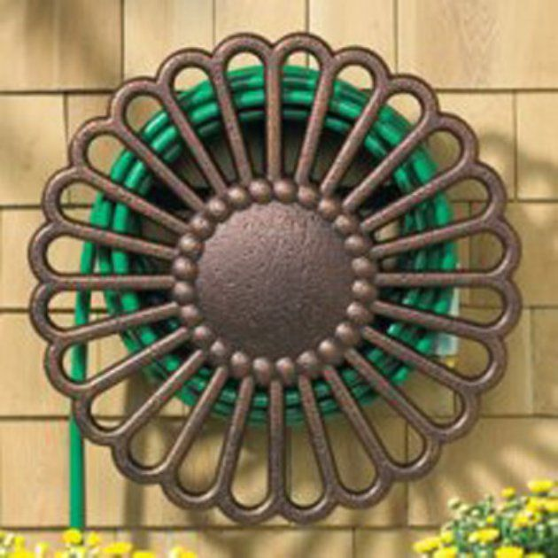 Whitehall Veneti Garden Hose Holder - Hose Reels at Hayneedle